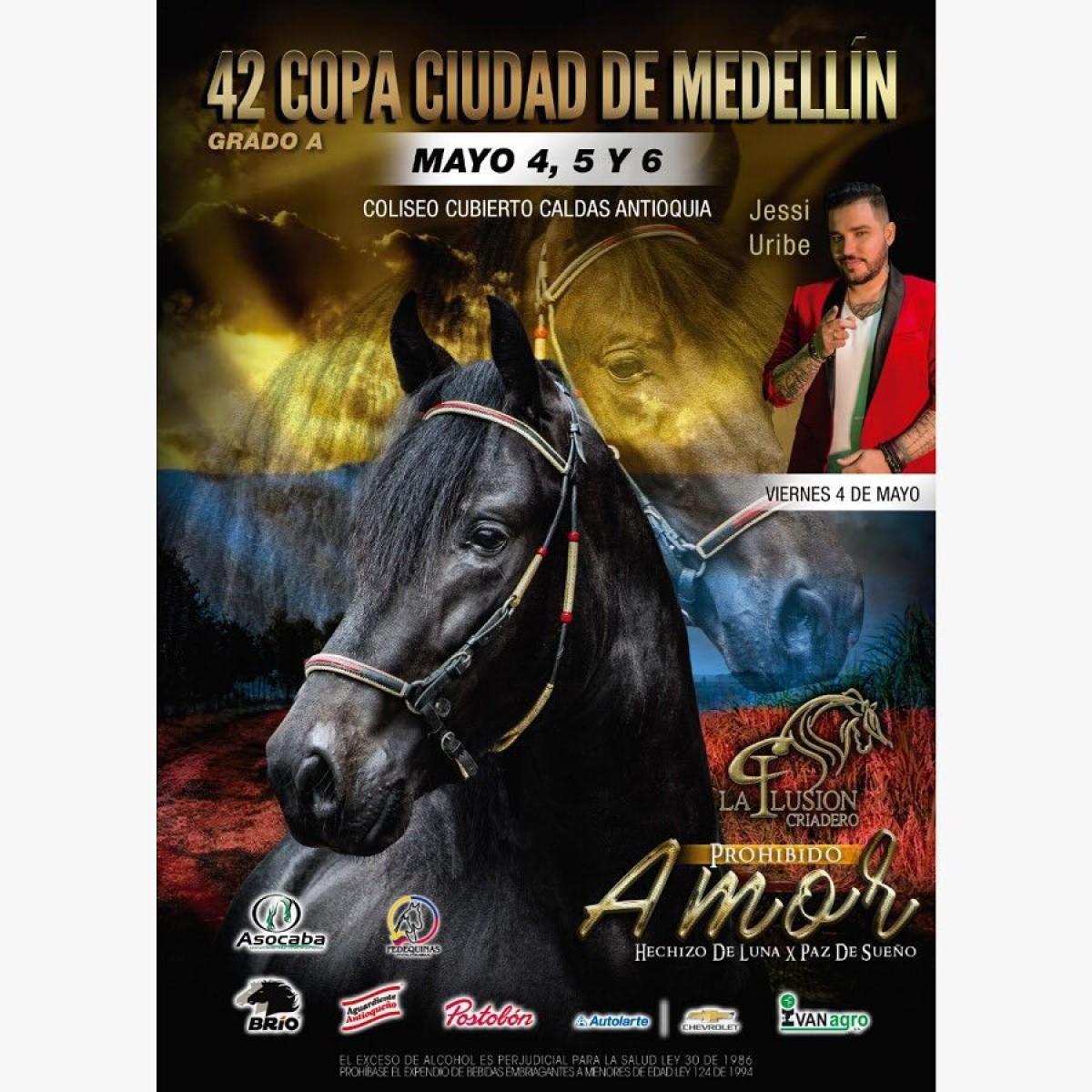 TRANSMISIÓN 42 Copa Ciudad de Medellín Grado A, Asocaba, Del 4 Al 6 De Mayo