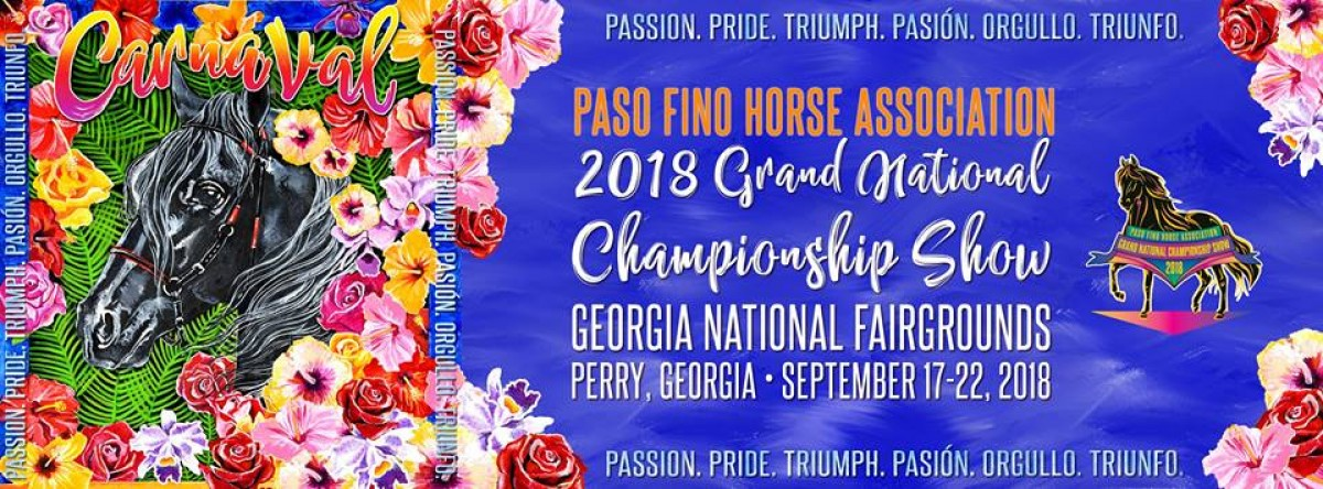 Grand National Championship Show, Del 17 al 22 de Septiembre