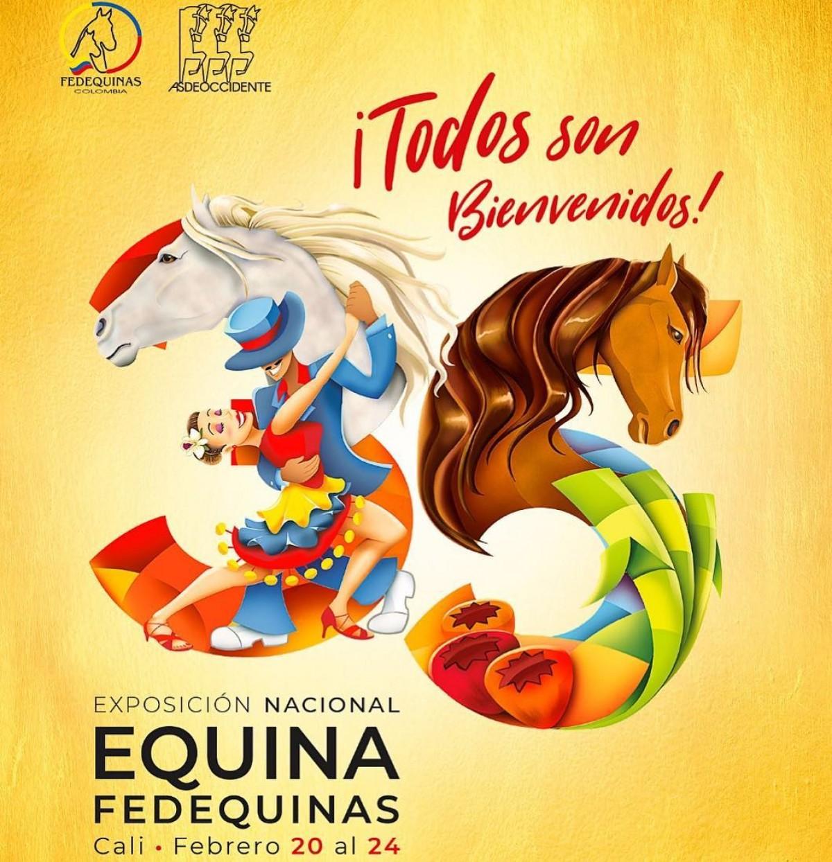 Todos Son Bienvenidos A La Exposición Nacional Equina En Sus 35 Años
