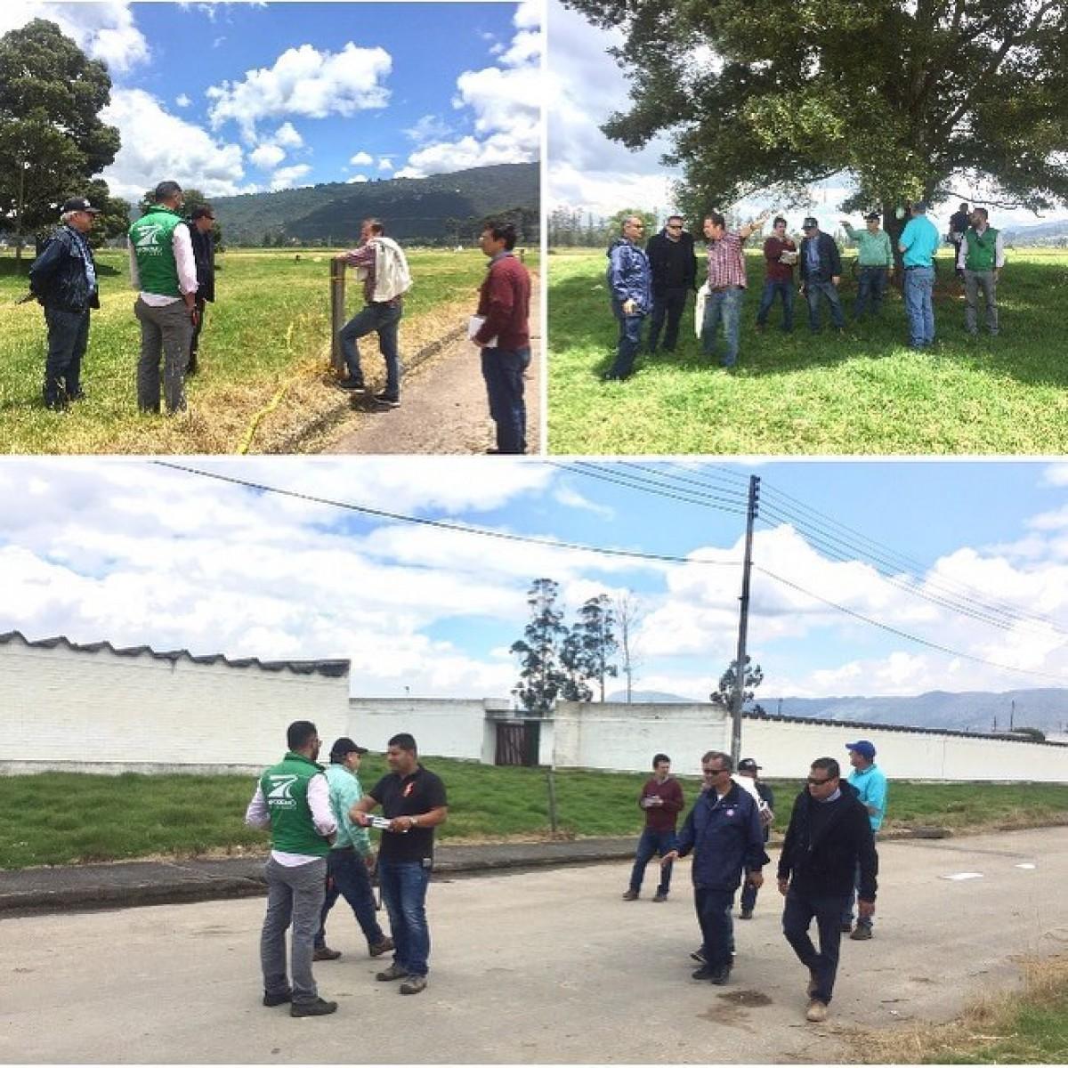 Fedequinas Estuvo Ultimando Detalles En El Hipódromo De los Andes