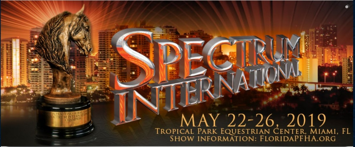 VÍDEO: Spectrum International del 22 Al 26 de Mayo 2019!!!