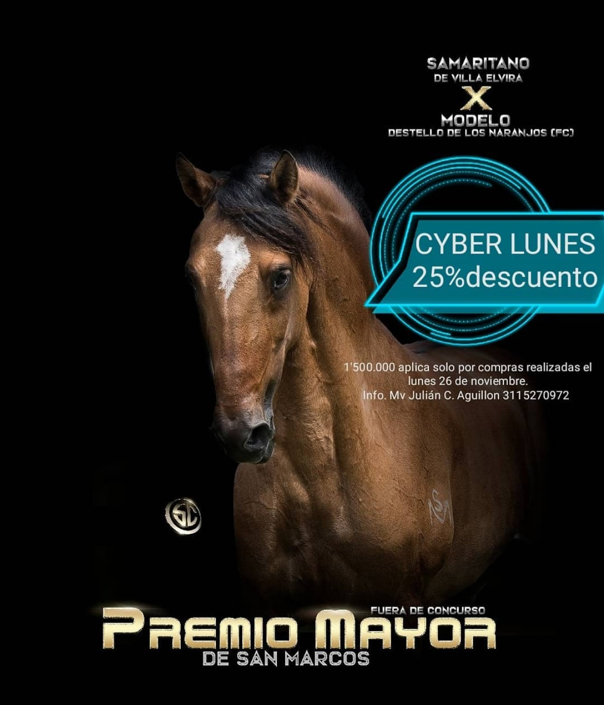 Black Monday PREMIO MAYOR FC!!!