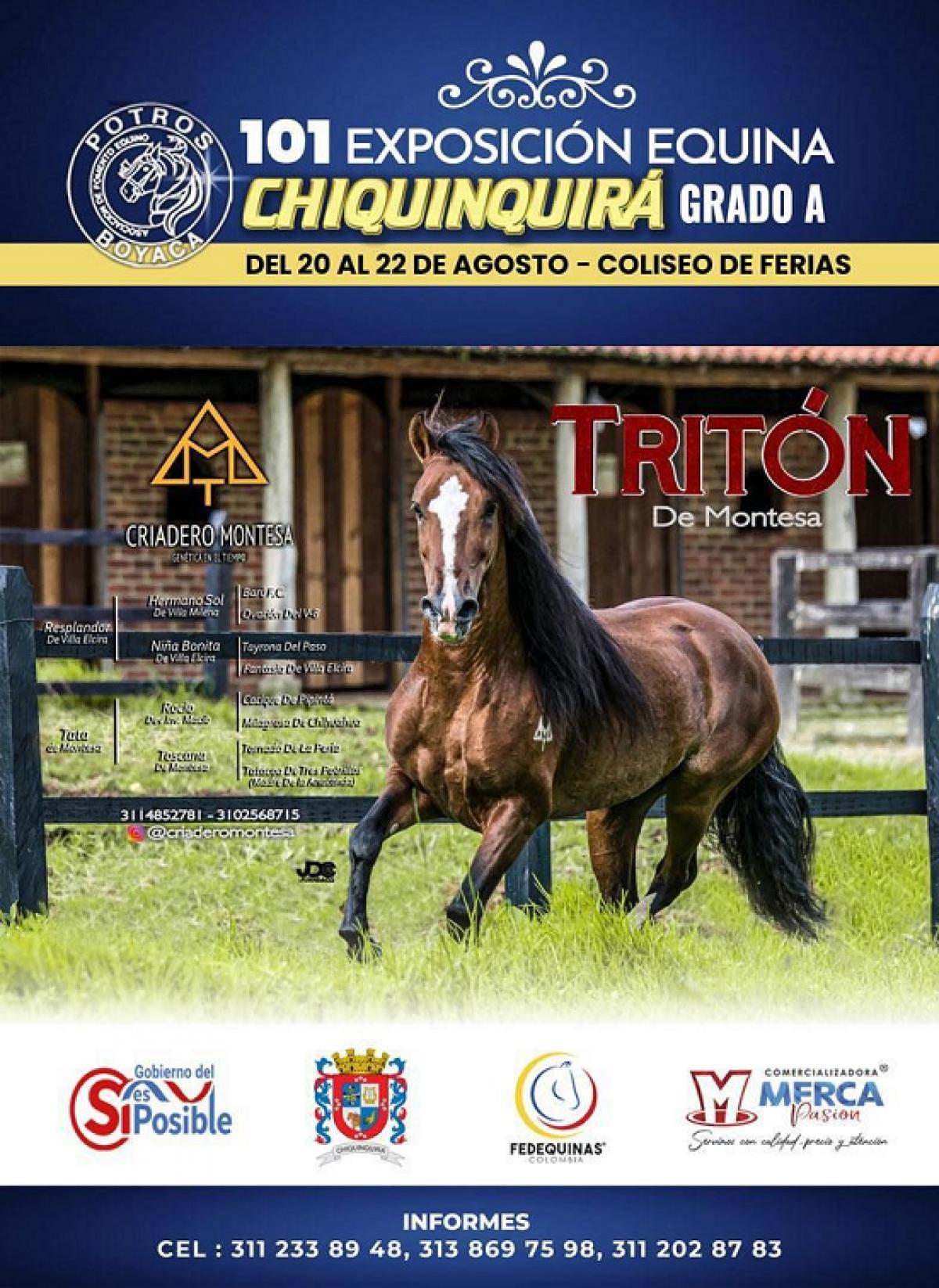 101 Exposición Equina Chiquinquirá 2021