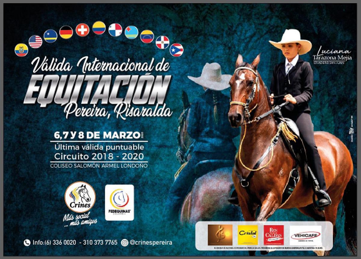 VALIDA INTERNACIONAL DE EQUITACIÓN