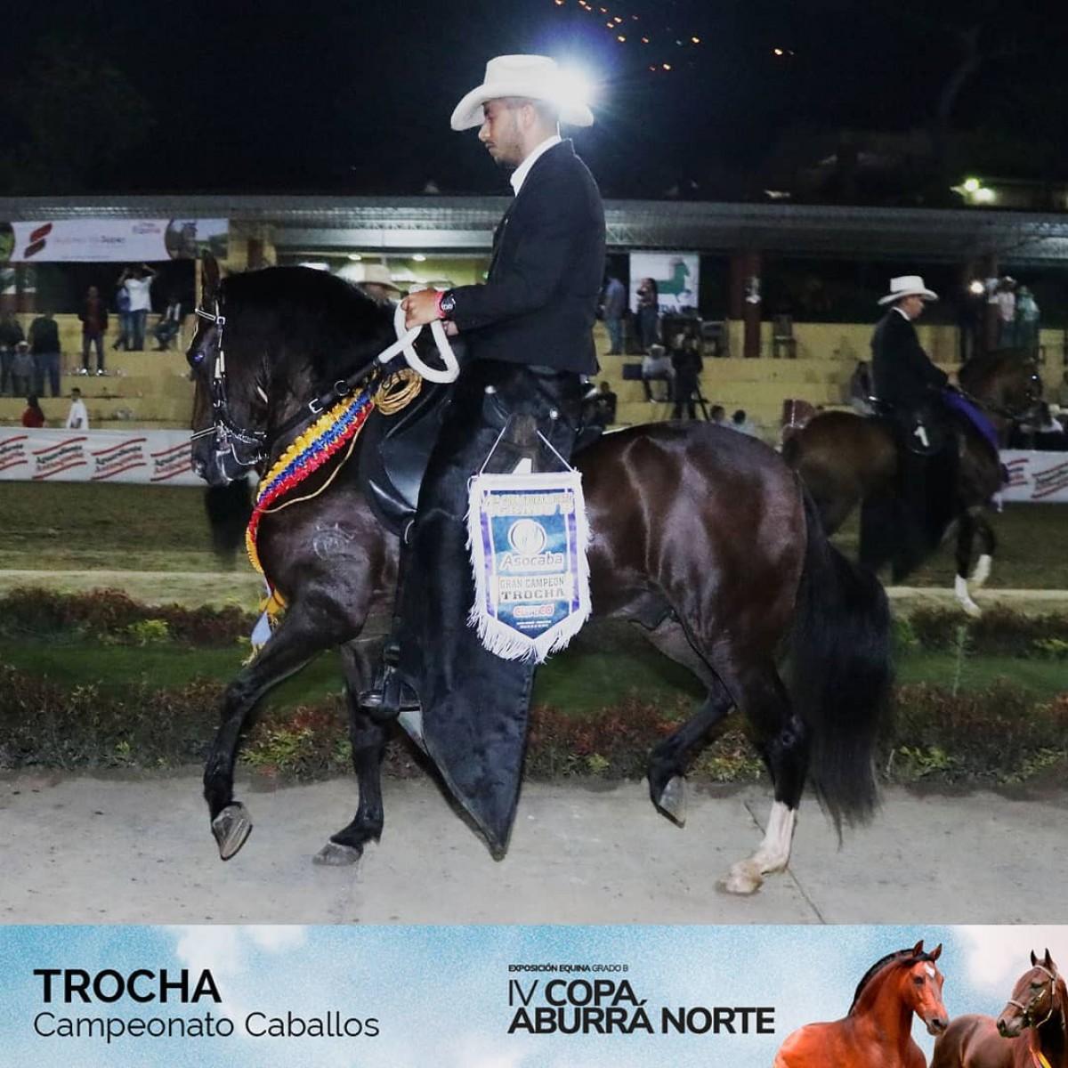 RESULTADOS IV Copa Aburrá Norte Grado B, Asocaba 2018 - TROCHA COLOMBIANA
