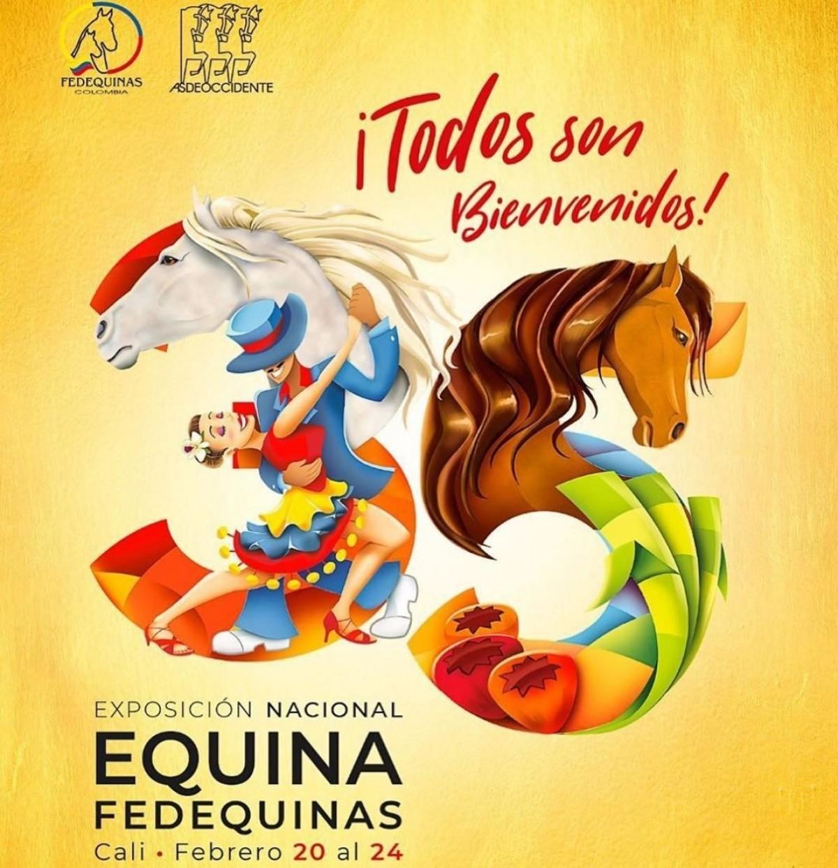 RESULTADOS 35a Exposición Nacional Equina 2019 - TROCHA COLOMBIANA