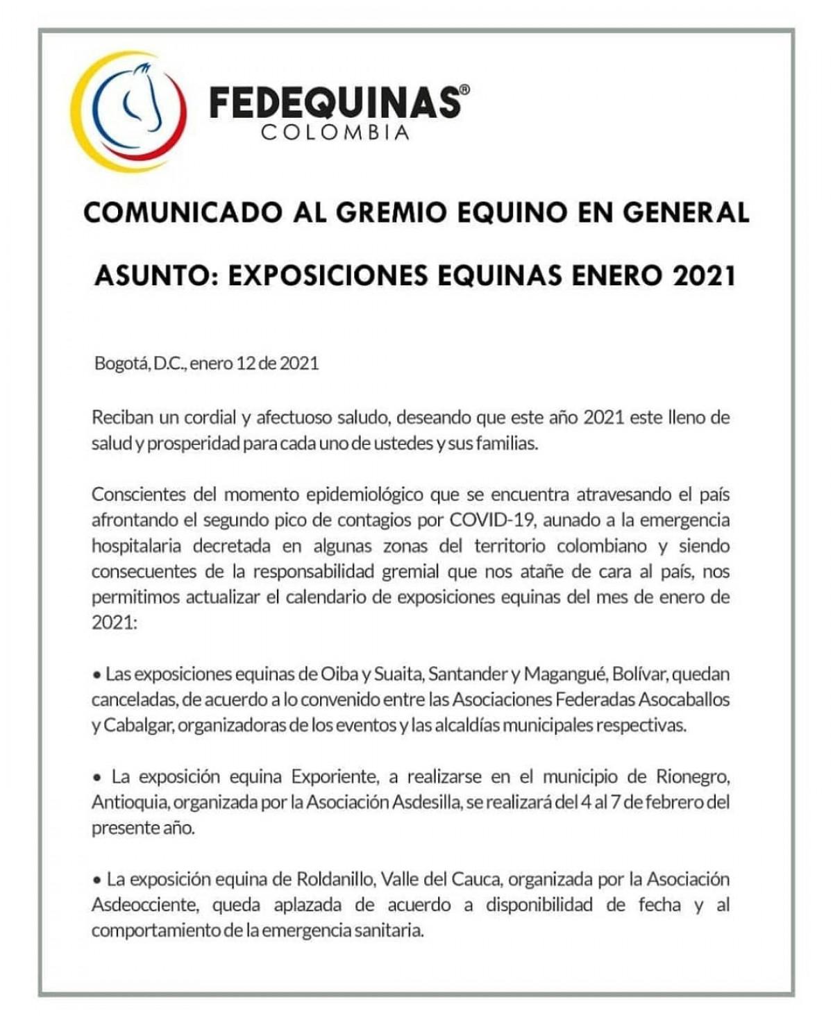 Comunicado@fedequinas.oficial