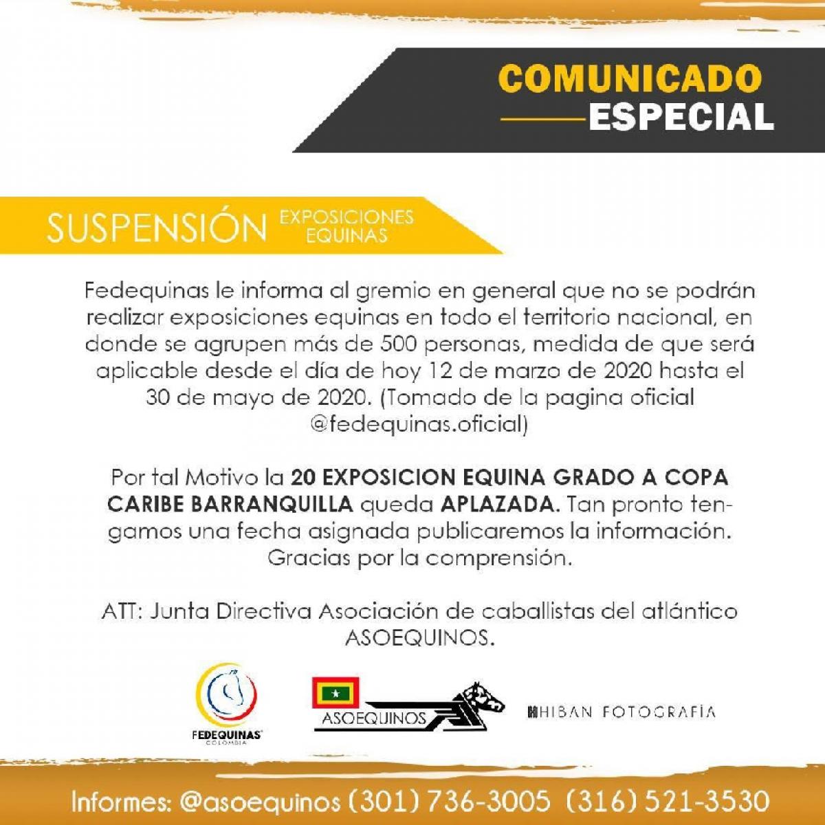 20 Copa Caribe Barranquilla -  APLAZADA