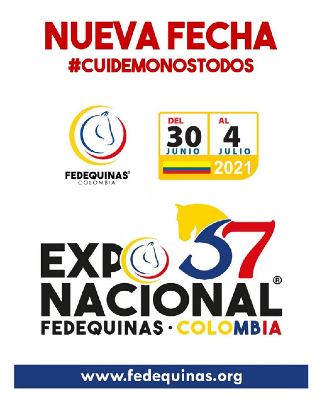 Se aplaza la realización de la 37 Exposición Nacional Equina