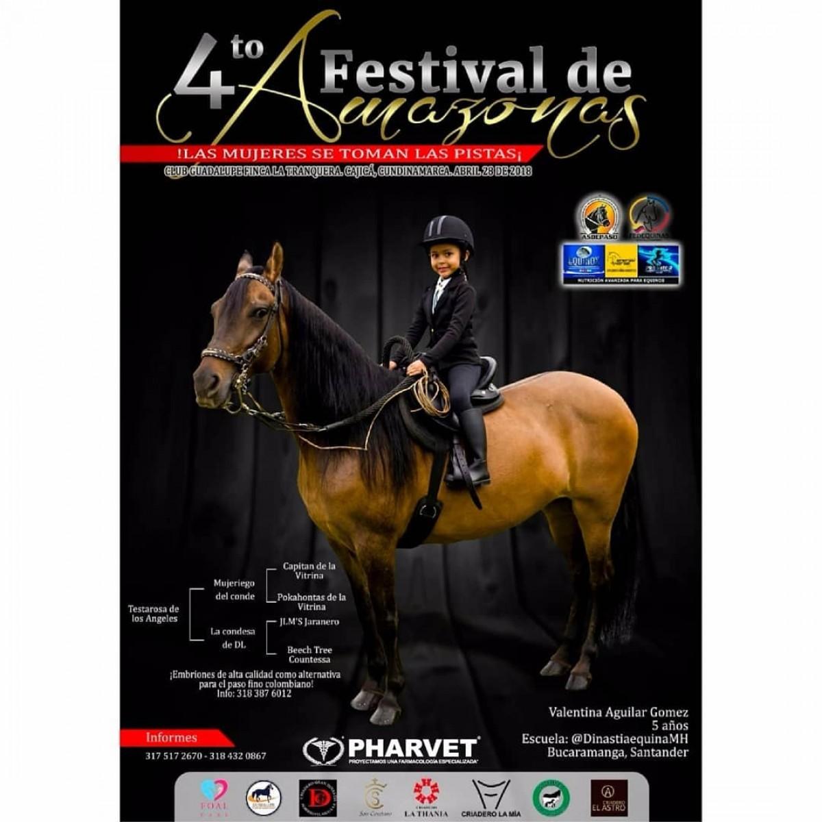 4to Festival de Amazonas 28 de Abril del 2018