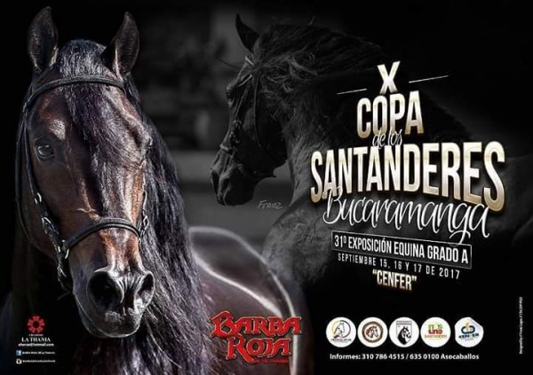 http://suscaballos.com/RESULTADOS X Copa Los Santanderes Grado A Bucaramanga - TROTE  Y GALOPE