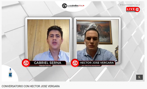 http://suscaballos.com/Conversatorio con Hector José Vergara Director Ejecutivo Fedequinas