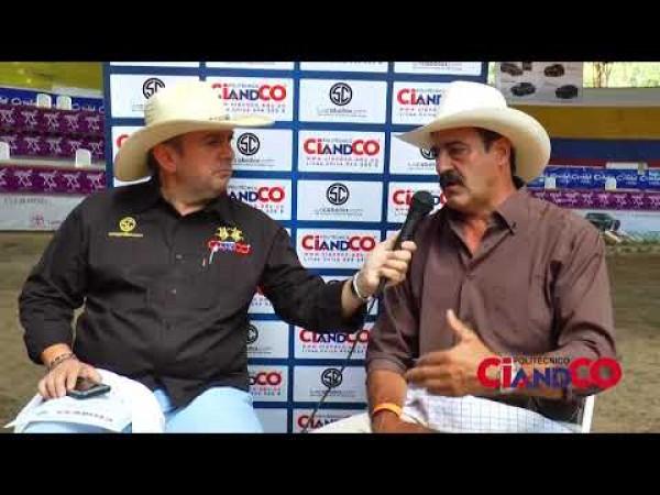 http://suscaballos.com/VÍDEO: Reconocimiento Al Chalán Profesional Silvio Sierra Botero