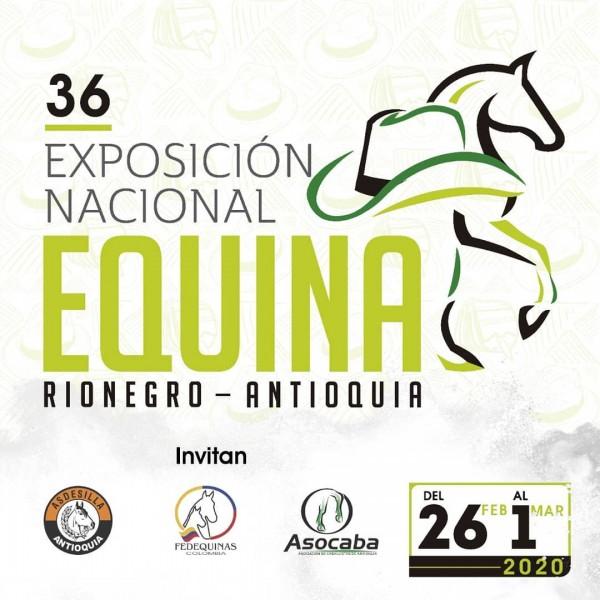 http://suscaballos.com/Prográmate Para La 36 Exposición Equina Nacional 2020