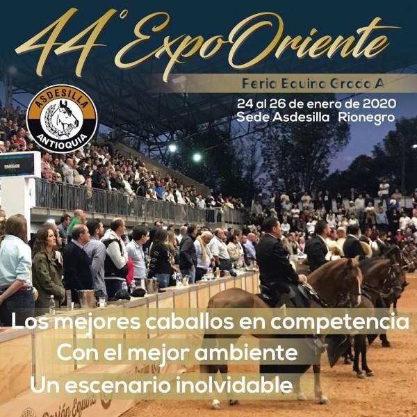 http://suscaballos.com/Prográmate Para La Primera Grado A del 2020, Expooriente Del 24 al 26 de Enero