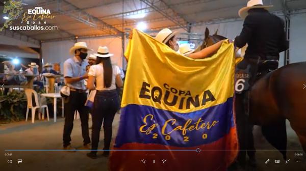 http://suscaballos.com/Así se vivió la Copa Equina Eje Cafetero 2020