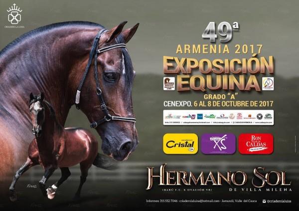 http://suscaballos.com/RESULTADOS 49a Exposición Equina Grado A, Armenia - TROCHA COLOMBIANA