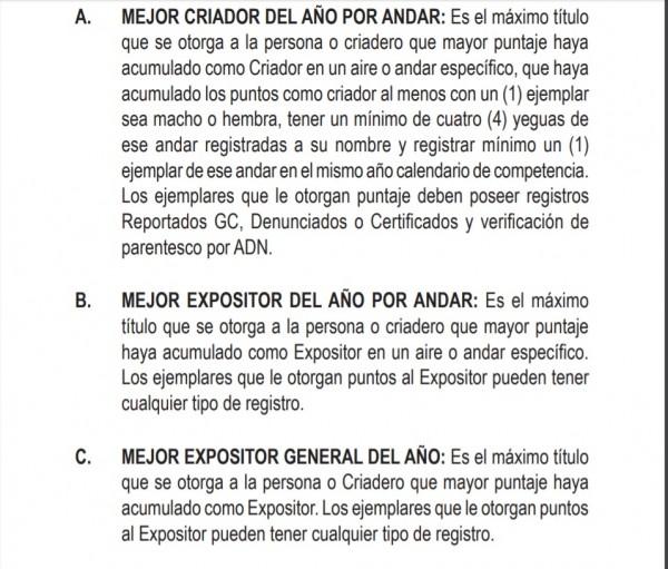 http://www.suscaballos.com/Quién obtiene El Título De Mejor Expositor y Criador.