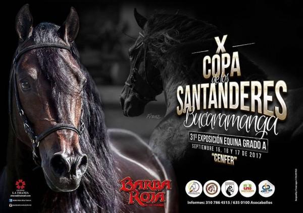 https://suscaballos.com/X Copa Santanderes Asocaballos - Bucaramanga del 15 al 17 De Septiembre