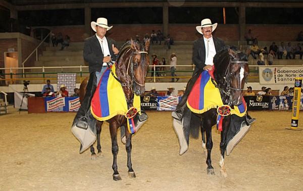 https://suscaballos.com/VÍDEO:Centellazo Campeón, Viajero Reservado, Trote Y Galope, Cúcuta 2017