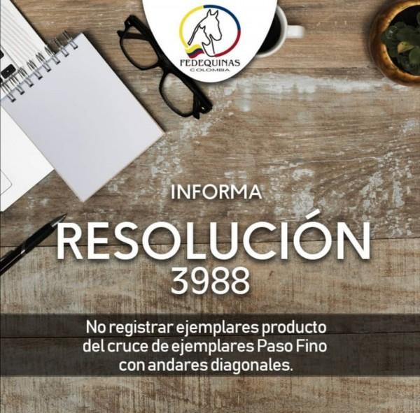 http://suscaballos.com/Resolución 3988 No registrar ejemplares producto de cruces