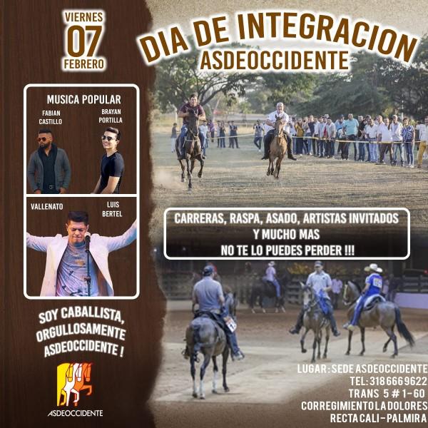 http://suscaballos.com/DÍA DE INTEGRACIÓN ASDEOCCIDENTE