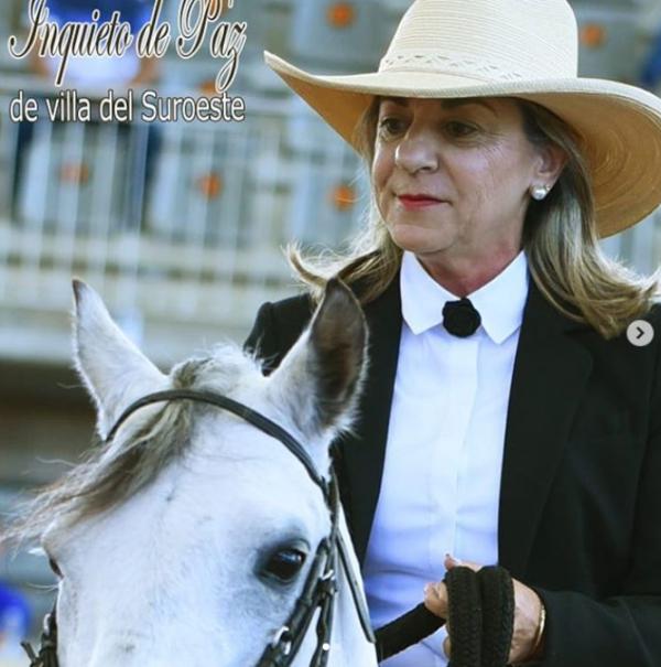 http://suscaballos.com/Felicitaciones especiales a la señora Patricia Vásquez