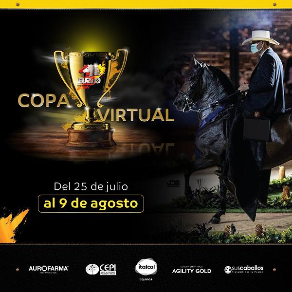 http://www.suscaballos.com/Pronto COPA BRÍO donde se encuentran los mejores!