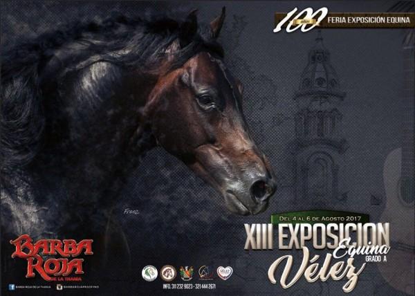 http://suscaballos.com/TRANSMISIÓN XIII EXPOSICIÓN EQUINA GRADO A VÉLEZ - SANTANDER 4 AL 6 AGOSTO
